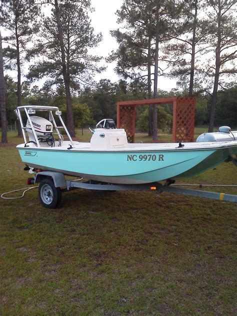 Boston Whaler Boats Forums by Custom Boston Whaler Flats Boat Build Page 13 The Hull