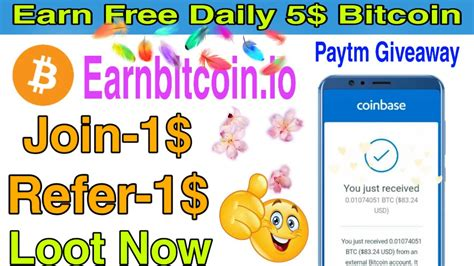I've been trying to find an effective way to profit from small amounts of cryptocurrencies. New Bitcoin Earning Website ! Earnbitcoin.io ! How to online bitcoin earn free - YouTube