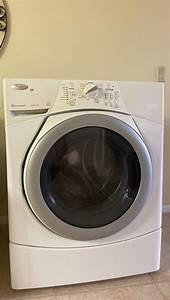 Washer Machine  Whirlpool  Front Load  Model Wfw9150ww01