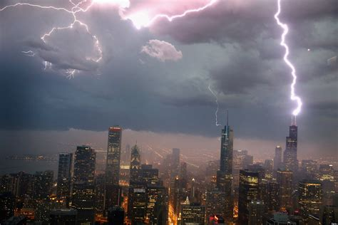 chicago storm   storms leave thousands