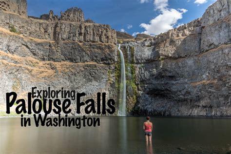 How to get down to Palouse Falls, Washington - Elite Jetsetter