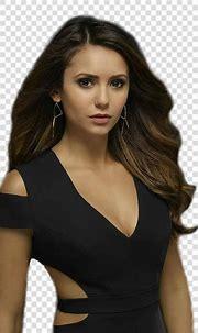 Nina Dobrev The Vampire Diaries Elena Gilbert Damon ...