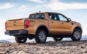 2019 Ford Ranger Lariat Fx4 Supercrew  Us