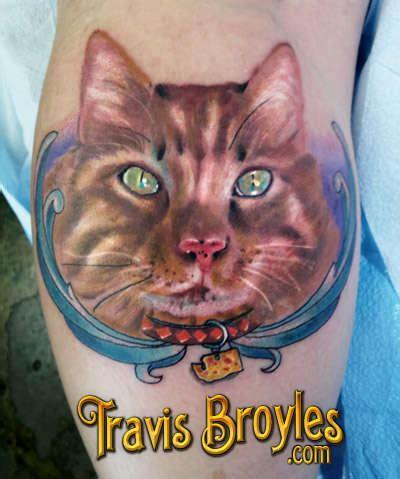 Beautiful Tattoo Design amazing  cat tattoos 400 x 479 · jpeg