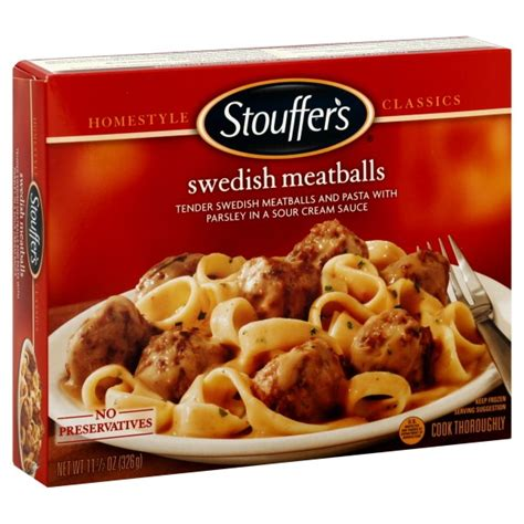 starfish market stouffers swedish meatballs