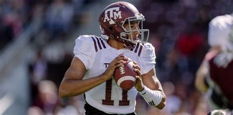 We asked him during an appearance on the sb nation we will soon enough know where kellen mond will call home in the national football league and. Kellen Mond, Texas A&M, Dual-Threat Quarterback