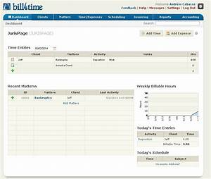 bill4time review law firm timekeeping and billing software With legal document search software