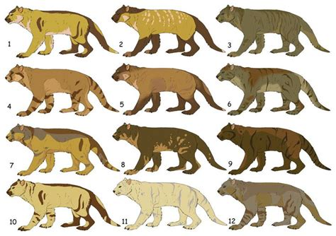 lion marsupial lions prehistoric animals thylacoleo history dinosaurs explore fossils deviantart