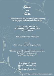 Electronic invitations free reglementdifferendcom for Electronic wedding invitations indian