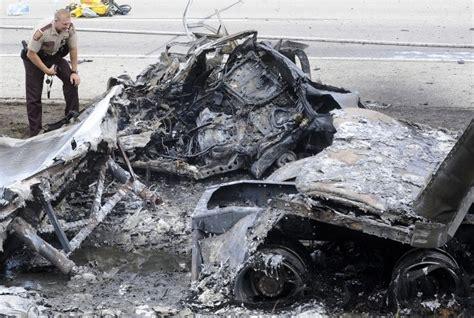 wrong  driver killed  fiery crash  semi
