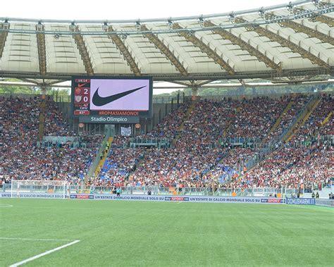 ingressi stadio olimpico roma stadio olimpico serie a fanplace
