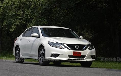 Review Nissan Teana by Nissan Teana 2 0 Xl Navi Facelift 2018 Review Bangkok