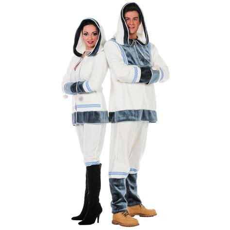 eskimo kostüm kinder eskimo kost 252 m wei 223 blau f 252 r herren