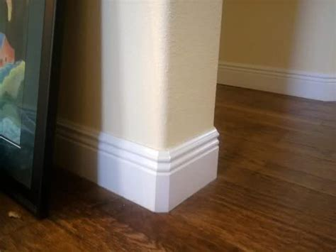 Curved Floor L Base by Base Moulding For Curved Corners Here S What A Baseboard