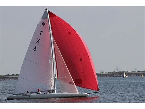 Scow Sailboat by 2001 Melges E Scow Sailboat For Sale In