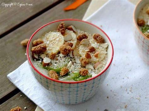 cuisiner d avoine recettes de petit déjeuner de epices moi