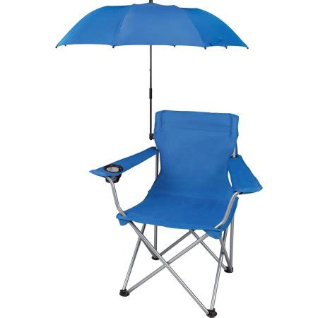 Kmart Chairs With Umbrella by Ozark Trail Westfield Outdoor Chair Umbrella Blue Chair