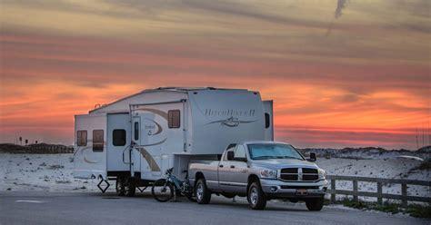 florida rv travel camping  boondocking