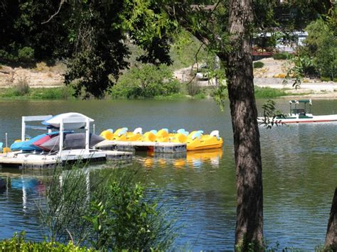 Paddle Boats Atascadero by Atascadero Lake Park