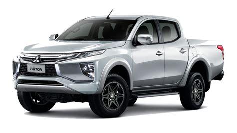 เผยภาพ 2019 Mitsubishi Triton (มิตซูบิชิ ไทรทัน) ที่