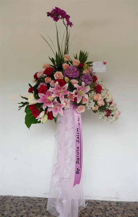 standing flower congratulation inge florist wedding