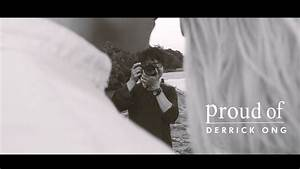 X-H1: Derrick Ong x Wedding Photography -Proud of- - YouTube