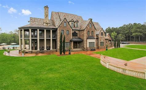 $2.825 Million Brick Mansion In Canton, MS   Homes of the Rich