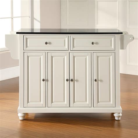 mobile kitchen island butcher shop crosley furniture white craftsman kitchen island at
