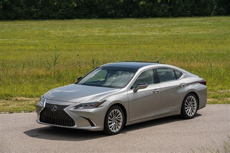 2019 Lexus Es 350 First Drive Review  Automobile Magazine