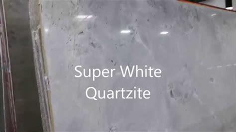 super white quartzite ny nj  ct youtube