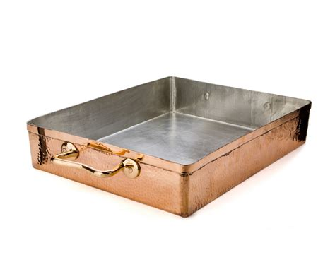 amoretti brothers copper cookware  roasting pan