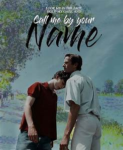 """""""call me by your name"""" by velvetcinema Redbubble"""