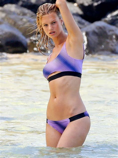 Nadine Leopold Sawfirst Hot Celebrity Pictures