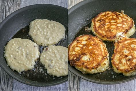 Fluffy Cottage Cheese Pancakes Recipe