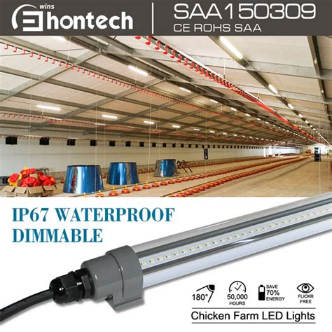 saa poultry light dimmable uv poultry light led dimmale