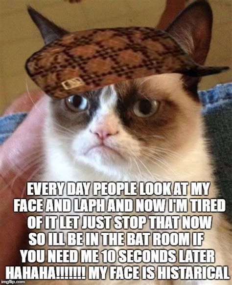 Every Meme Face - grumpy cat meme imgflip