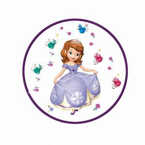 Characters : Sofia The First Round