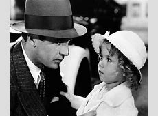 Gary Cooper and Shirley Temple in Now and Forever, 1934