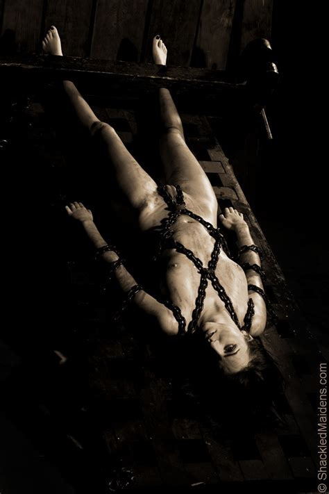SHACKLED MAIDENS