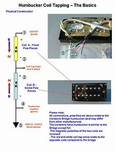 Coil Tap Wiring Diagram