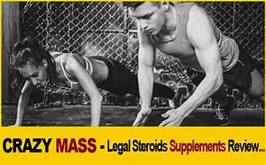 Crazy Mass Legal Steroids Supplements Review      Crazymass Crazy