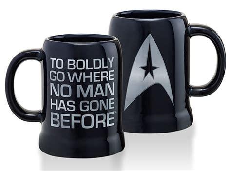 Star Trek Logo Mug 20oz   ThinkGeek