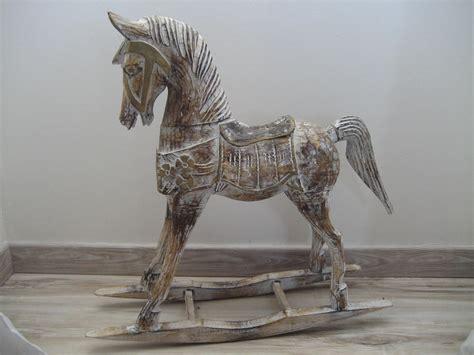 cheval a bascule en bois photo 14 25 comme beaucoup le trouve beau le voil 224 en gos