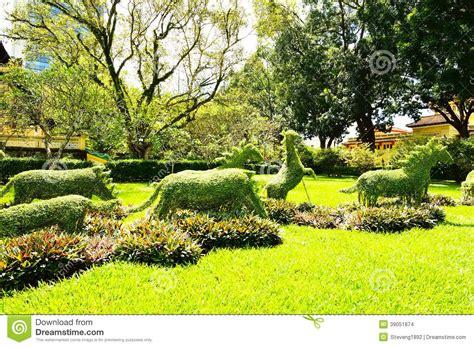 Botanischer Garten Saigon by Zoo Und Botanischer Garten Saigon Stockfoto Bild 39051874