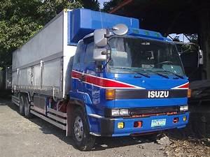 2007 Isuzu Elf 4hf1 10ft Closed Van 6 Wheeler A1 Cond For