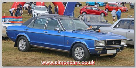 Ghia Fords, Ford Cars With Ghia Trim