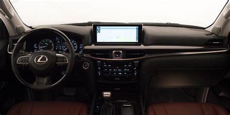 lexus lx vehicles  display chicago auto show