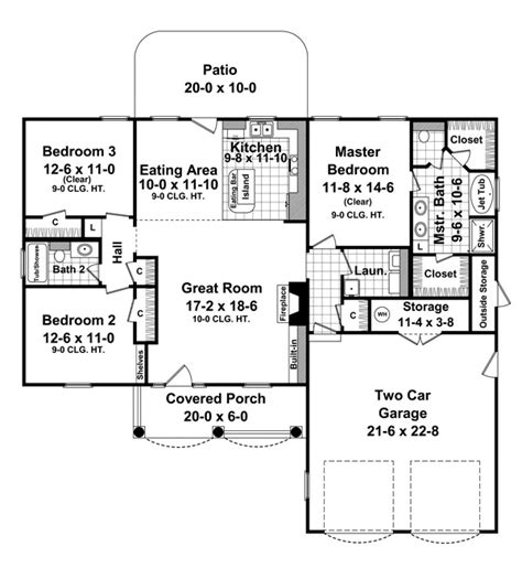 floor plans 1500 sq ft house plans and home designs free 187 blog archive 187 1500 sq ft home plans