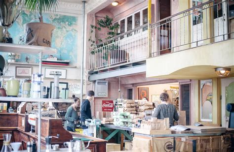 These coffee shops are not just held in high esteem by the locals, but by the cognoscenti all over the world. Havana Coffee Works, Wellington, New Zealand - Neat Places