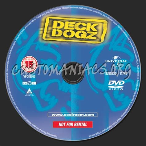 Deck Dogz by Deck Dogz Dvd Label Dvd Covers Labels By Customaniacs